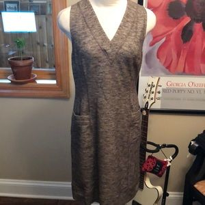 W by Worth fitted jumper dress size 4